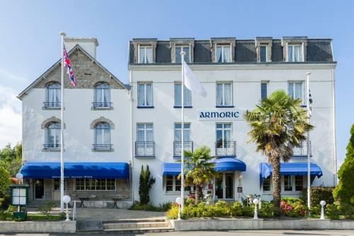 L'Armoric Hôtel : Hotel near Bénodet