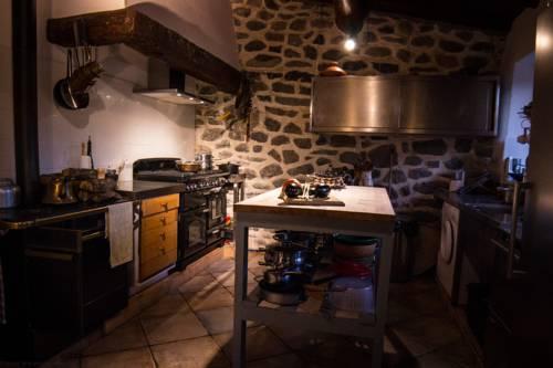 La Mirande en Ardeche : Bed and Breakfast near Alissas