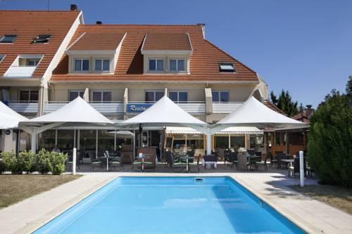 Europe Hotel Haguenau Strasbourg Nord Restaurant chez Ernest : Hotel near Bas-Rhin