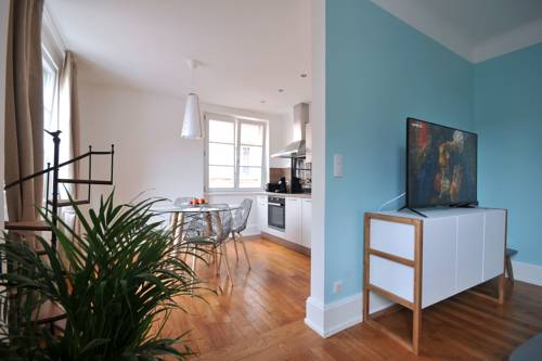 Au Grenier à Sel : Apartment near Colmar