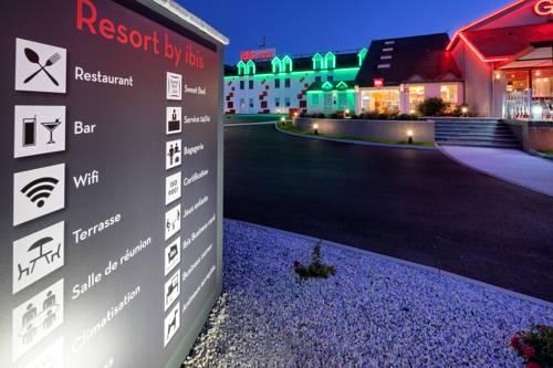 ibis La Roche Sur Yon : Hotel near La Roche-sur-Yon