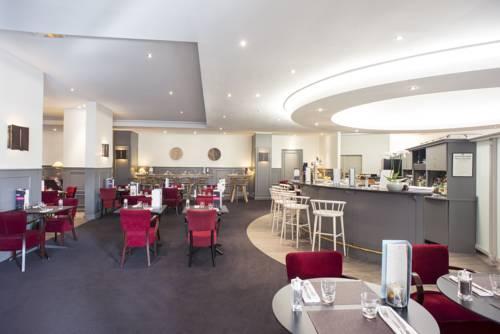 Mercure Lille Métropole : Hotel near Roubaix