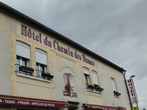 Hotel du Chemin des Dames : Hotel near La Ville-aux-Bois-lès-Pontavert