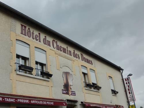 Hotel du Chemin des Dames : Hotel near Aizelles