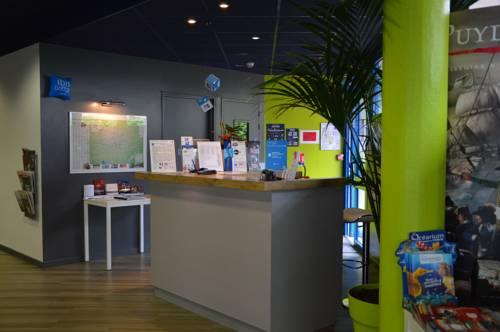 ibis budget Cholet Centre : Hotel near Maine-et-Loire