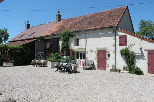 Le Bon Coeur : Bed and Breakfast near Saint-Aubin-le-Monial