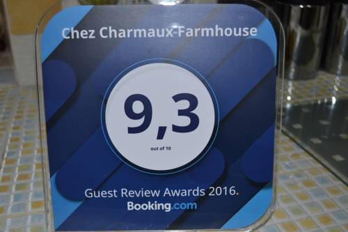 Chez Charmaux Farmhouse : Bed and Breakfast near Saint-Junien