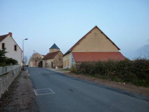 Chante-Cristal : Guest accommodation near Bellenaves
