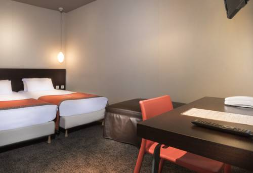 Hotel B Paris Boulogne : Hotel near Boulogne-Billancourt