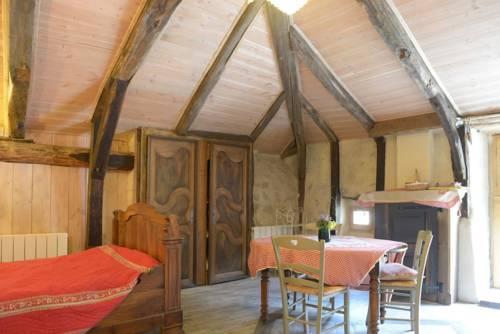 Le lys de la Vallée : Bed and Breakfast near Aizac