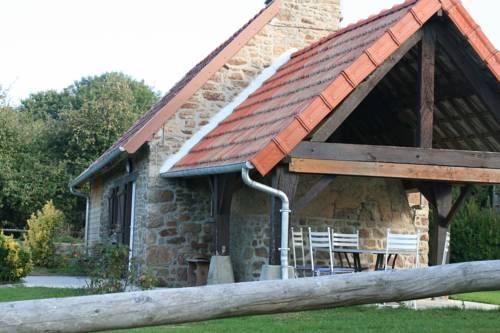 La p'tite Boulangerie : Guest accommodation near Avranches