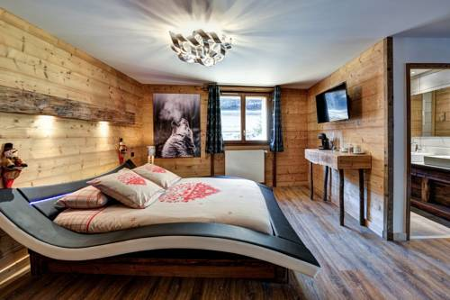 La Ferme de Belline : Guest accommodation near Saint-Chaffrey