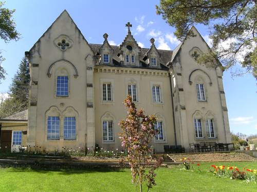 Le manoir de Sanilhac : Bed and Breakfast near Notre-Dame-de-Sanilhac