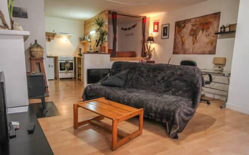 Grand studio tout confort, centre historique : Apartment near Guillestre
