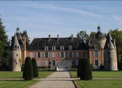 Chateau de Rere : Bed and Breakfast near Saint-Georges-sur-la-Prée