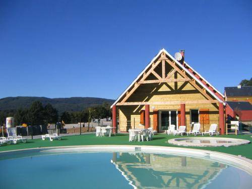 Le Domaine Des Sources : Apartment near Saint-Sever-du-Moustier