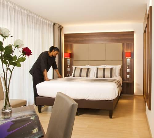 Residhome Bordeaux : Hotel near Cenon