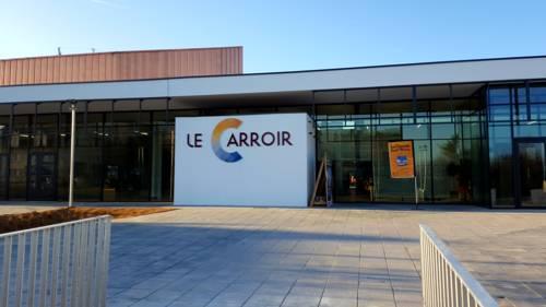 Tourhotel Blois : Hotel near Saint-Claude-de-Diray