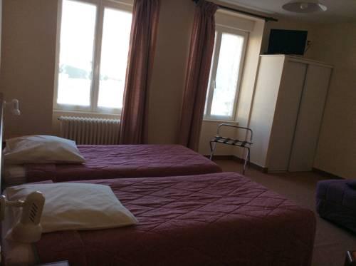 Le temps de vivre : Hotel near Chaulieu