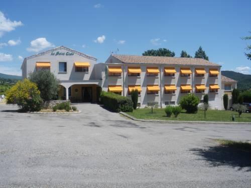 Hôtel Saint Clair : Hotel near Ongles