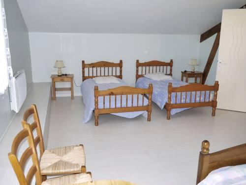 Gîte Beaupel : Guest accommodation near Chemillé