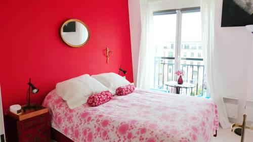 Résidence Villanova : Apartment near Ferrières-en-Brie