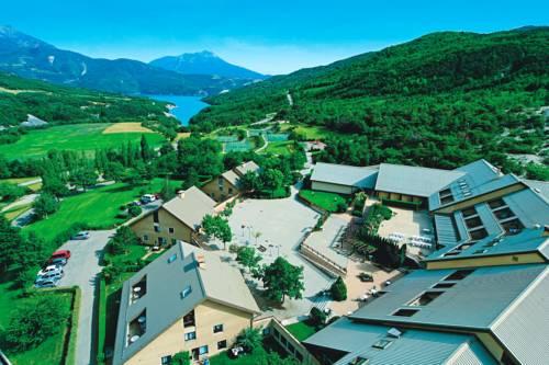 Club Vacances Bleues Serre Du Villard : Hotel near Le Sauze-du-Lac