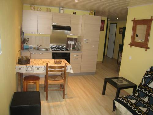 Freezette 2 : Guest accommodation near Saint-Paul-sur-Ubaye