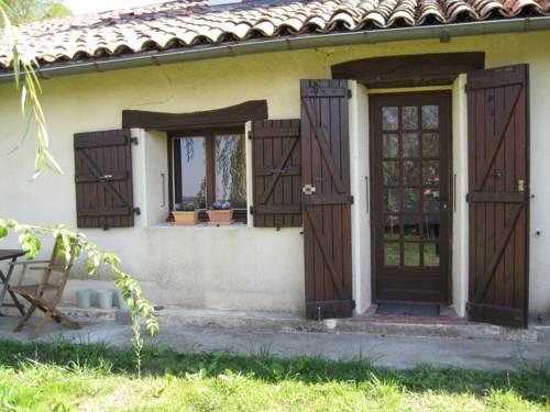 Studio Haut De La Colline : Guest accommodation near Aussos