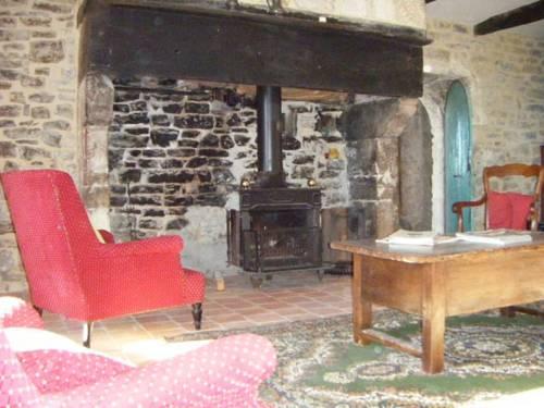 Mas de la Chadenede : Guest accommodation near Lagorce
