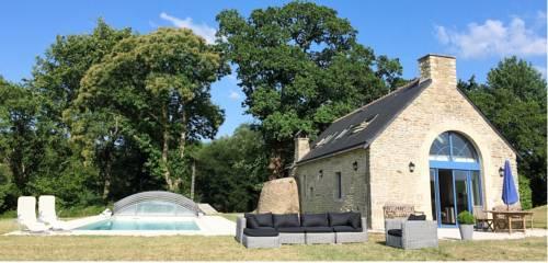 Le Domaine de Bot Er Glazec : Guest accommodation near Berné