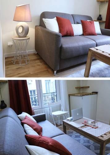 Studio Cosy : Apartment near Saint-Ouen