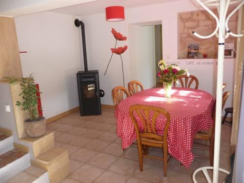 Gite 4* L'Orée des Fleurs : Guest accommodation near Ambillou-Château