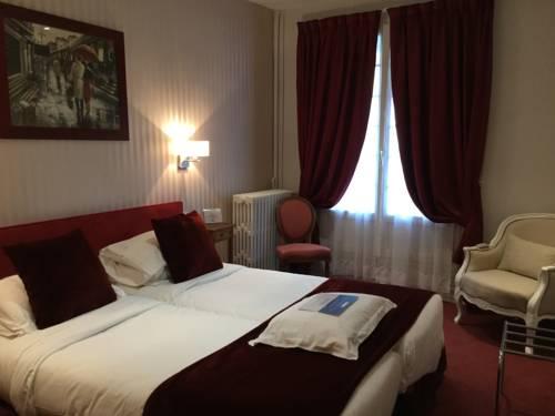 Kyriad Saumur Centre : Hotel near Saumur