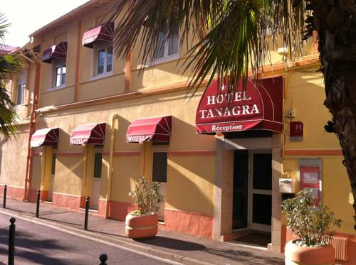 Hotel Tanagra : Hotel near Palavas-les-Flots