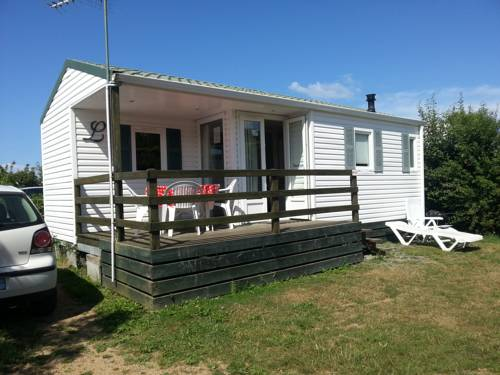 Mobile Home à Louannec : Guest accommodation near Louannec