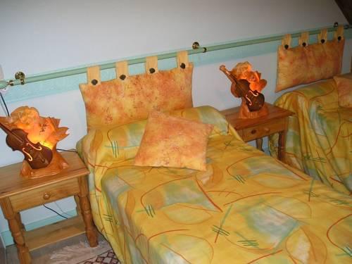 Les Chambres De La Vallée Du Blavet : Bed and Breakfast near Bieuzy