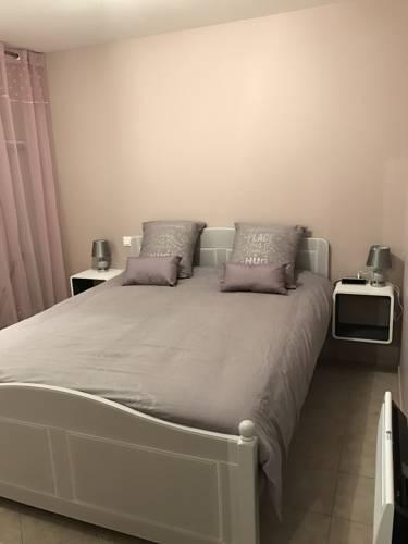 Les Perles De Vals : Apartment near Asperjoc