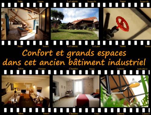 Laiterie de Tocqueville B&B : Guest accommodation near Barfleur