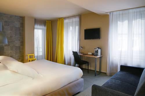 Best Western Citadelle : Hotel near Besançon