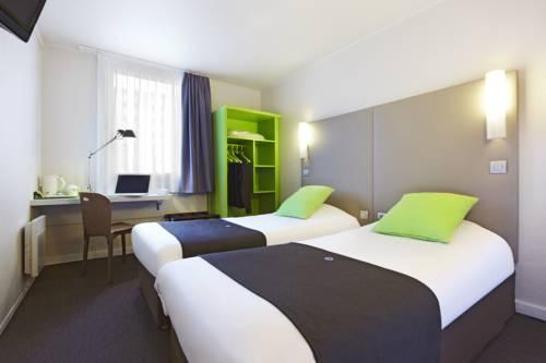 Campanile Saint-Quentin-En-Yvelines : Hotel near Montigny-le-Bretonneux