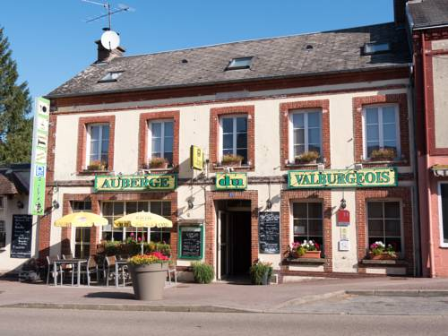 Auberge du Valburgeois : Hotel near Saint-Evroult-Notre-Dame-du-Bois