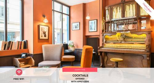 Hotel Boris V. by Happyculture : Hotel near Levallois-Perret