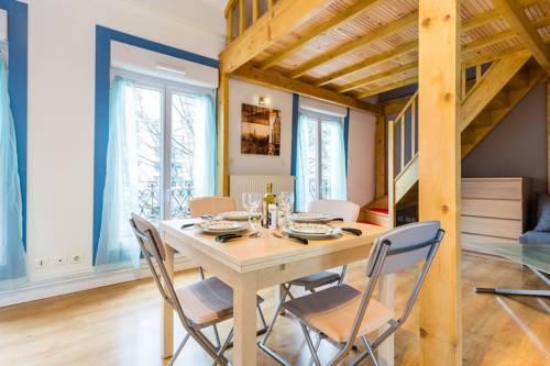 CMG Saint-Fargeau II : Apartment near Bagnolet