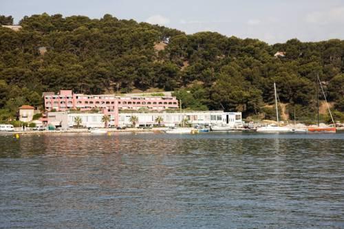 Saint mandrier sur mer map of saint mandrier sur mer 83430 france - La cremaillere cote mer et hotel cote jardin ...