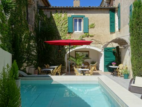 La Belle Vigneronne : Bed and Breakfast near Aumes