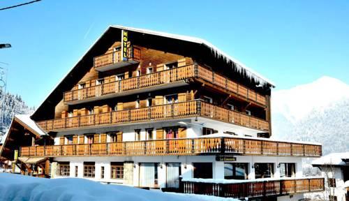 Hotel Restaurant Le Concorde Morzine