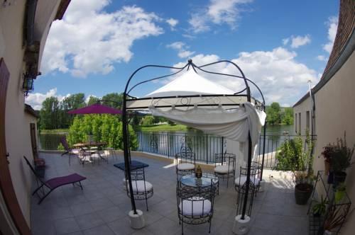Appartement avec Terrasse et vue Dordogne : Apartment near Allas-les-Mines