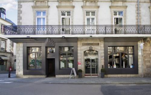 Hôtel De L'Europe : Hotel near Morlaix