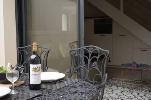 La Villa Verte : Apartment near Mérignac